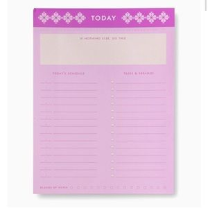 New Kate Spade To Do List